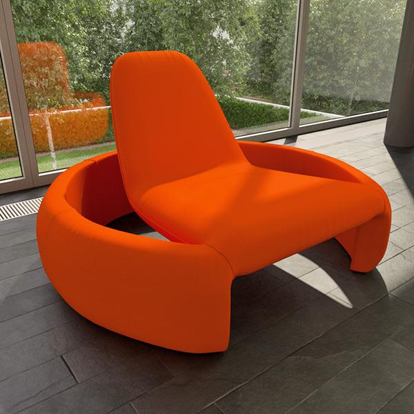 Wonderful GT 2000 Chair By Branca Lisboa