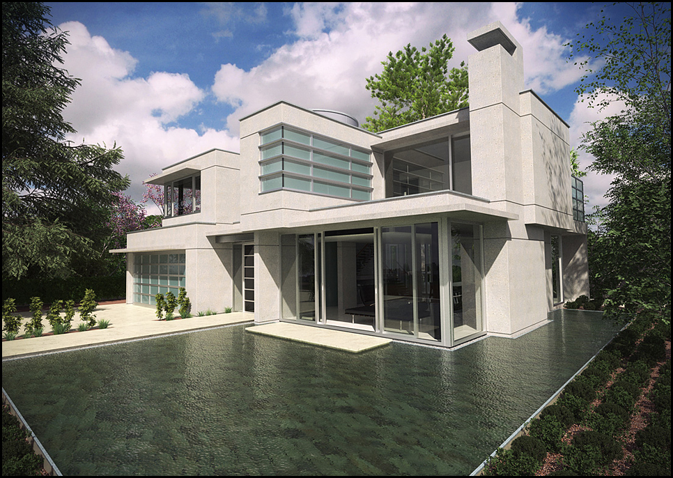 Render in Melbourne