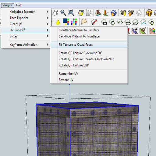 how to change the colour of a texture in sketchup